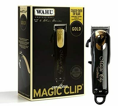 Wahl Gold Cordless Magic Clip
