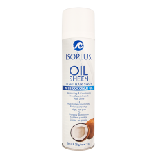 Isoplus Oil Sheen with Coconut Oil