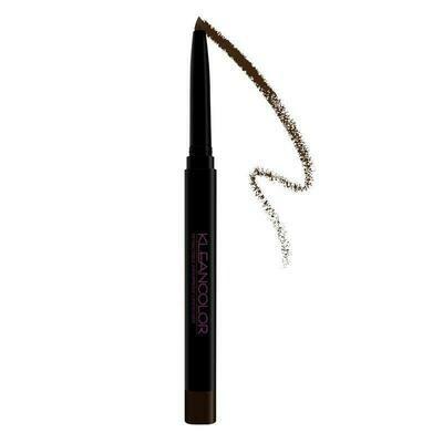 KleanColor Retractable Eyeliner Dark Brown