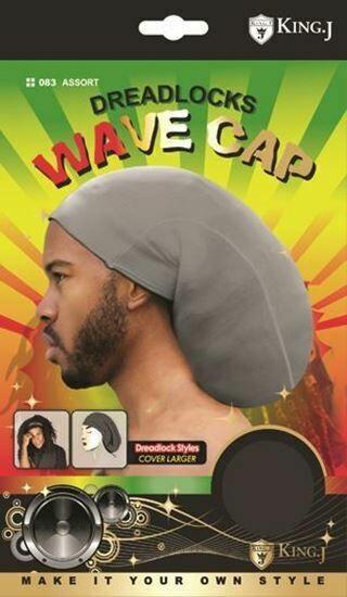 Locs Wave Cap