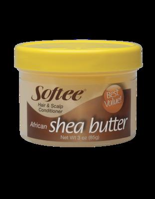 Softee Shea Butter Hair & Scalp Conditioner