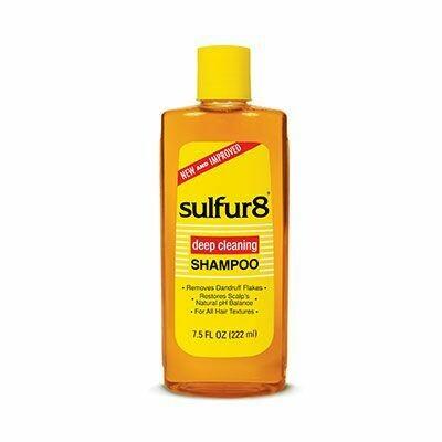 Sulfur8 Deep Clean Shampoo