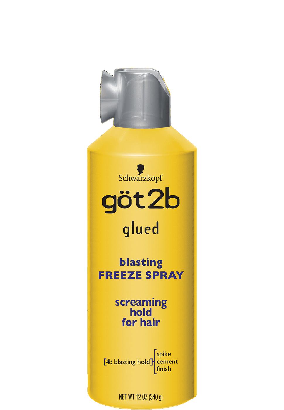Got2b Glued Freeze Spray