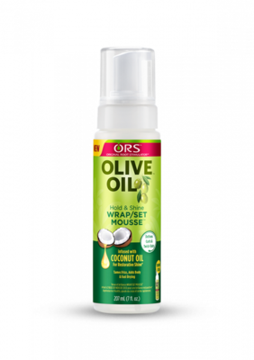 ORS Olive Oil Wrap/Set Mousse