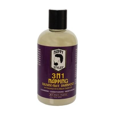 Nappy 3n1 Sulfate Free Shampoo