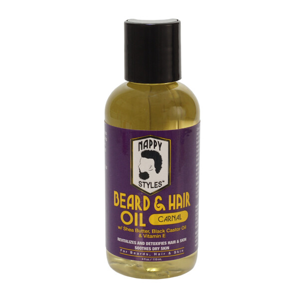 Nappy Beard Oil Carnal