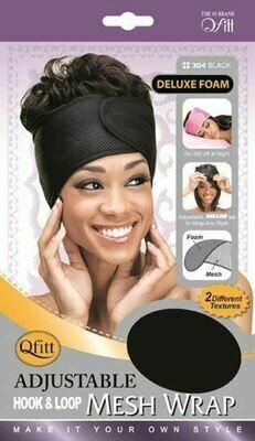 Adjustable Velcro Mesh Wrap