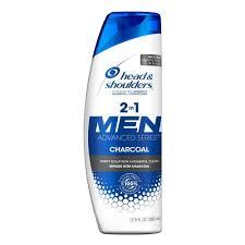 Head & Shoulders 2-1 Men Charcoal