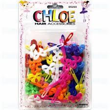 Chloe Barrette Neat Ribbons Black & White