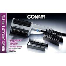 Conair 1875 Styler Blow Dryer