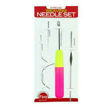 Weaving Needle Set 5pc
