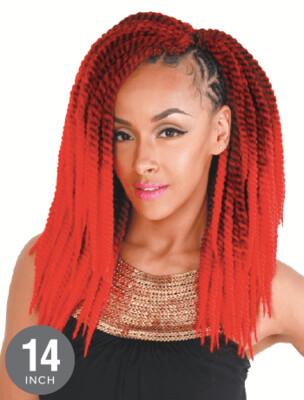Senegalese Twist Big-14″