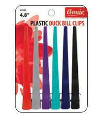 Plastic Duck Bill Clips