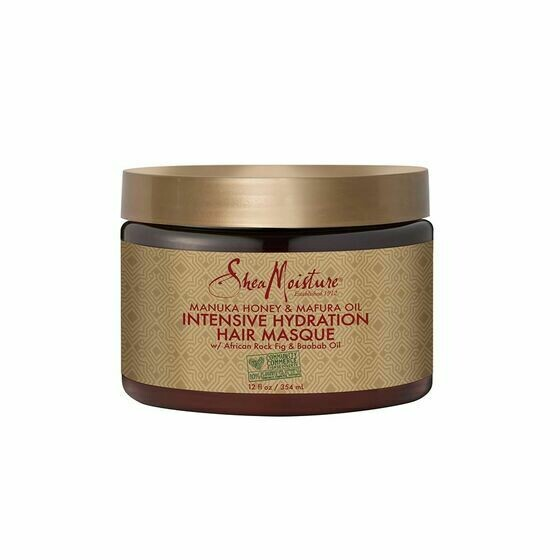 SheaMoisture Manuka Honey & Mafura Oil Hydration Hair Masque