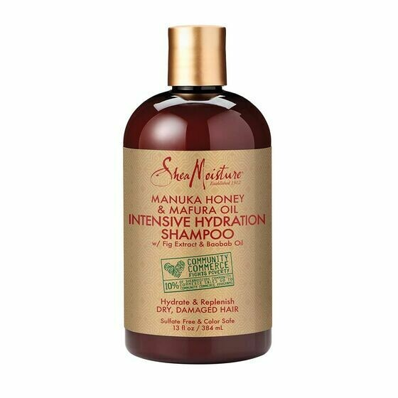 SheaMoisture Manuka Honey & Mafura Oil Hydration Shampoo