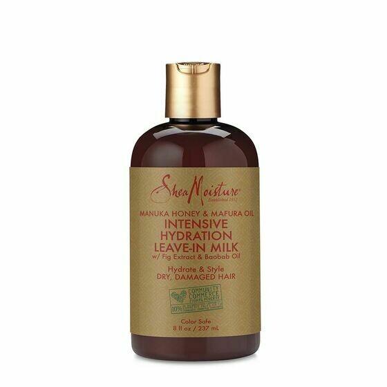 SheaMoisture Manuka Honey & Mafura Oil Hydration Leave-in Milk