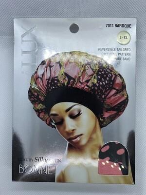 Qfitt Luxury Silky Satin Bonnet