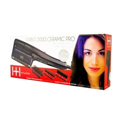 Hot & Hotter Turbo 2000 Ceramic Pro Dryer