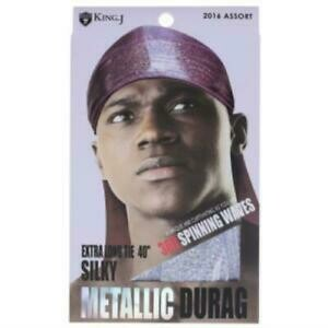 Metallic Durag