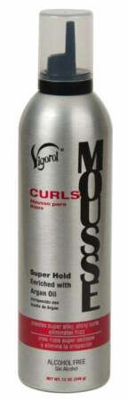 Vigorol Mousse [Curl]