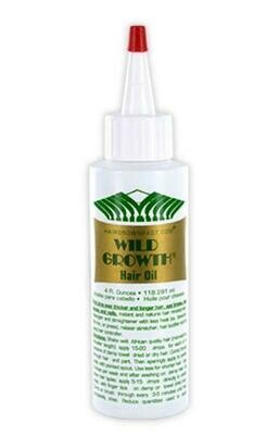 Wild Growth Oil