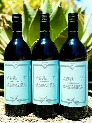 Azul Y Garanza Tempranillo