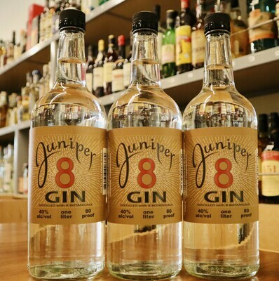 Juniper 8 Gin