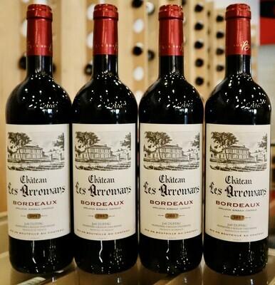 Les Arromans Bordeaux Rouge