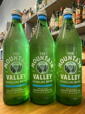 Mountain Valley Sparkling Large 1L