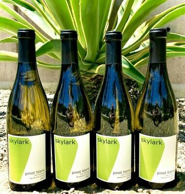 Skylark Pinot Blanc Orsi Vineyard