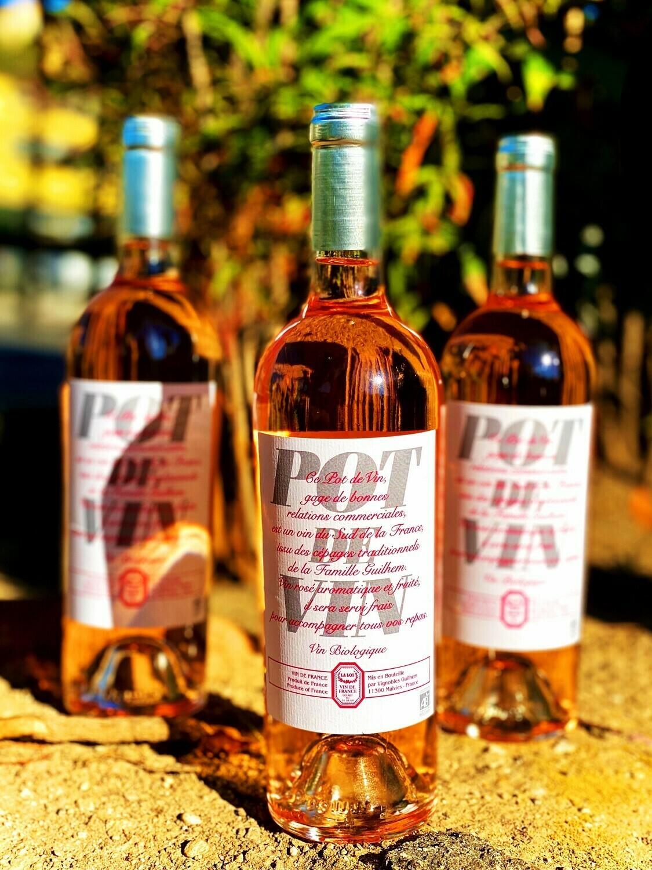 Pot De Vin Rose
