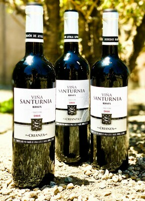 Vina Santurnia Rioja Crianza