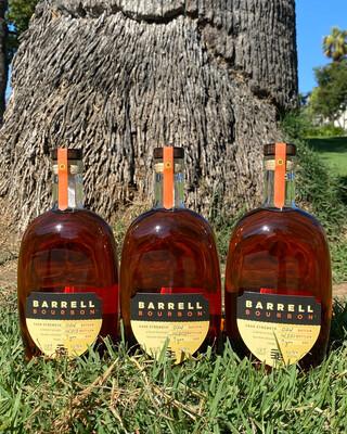 Barrell Bourbon Batch #24 9 Year