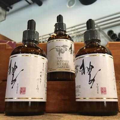The Japanese Bitters Yuzu