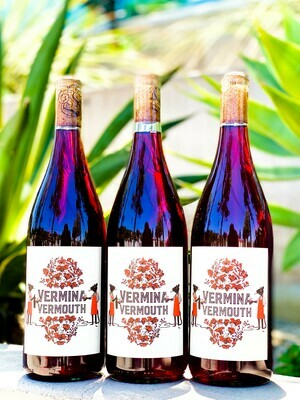 Vermina Red Vermouth