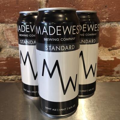 MadeWest Standard Light Ale