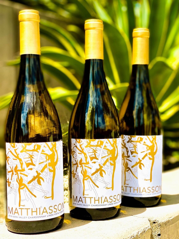 Matthiasson Chardonnay Linda Vista