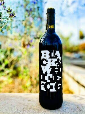 Topanga Vineyards Black & White Cabernet Sauvignon