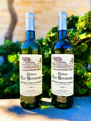 Les Arromans Entre Deux Mers White Bordeaux