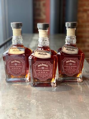 Jack Daniel's Single Barrel Rye Hand Selected by Joe C