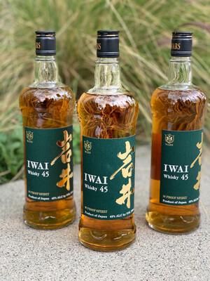 Iwai 45 Whisky