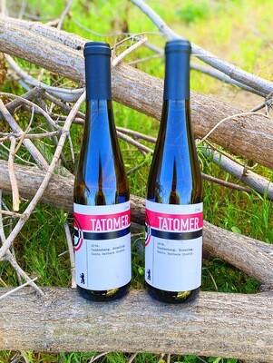 Tatomer 2014 Vandenberg Dry Riesling Half Bottle