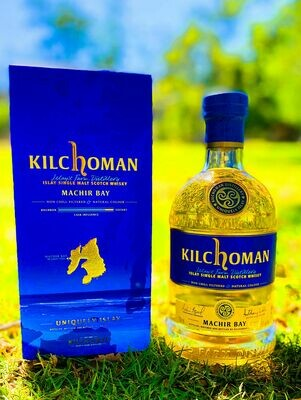 Kilchoman Machir Bay Single Malt Scotch