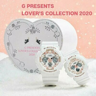 G PRESENTS LOVER'S COLLECTION 2020