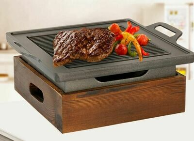 韓式烤盤套裝 | Korean Barbecue Grill Set