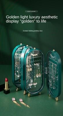古風首飾收納盒 | Retro Jewelry Storage Box