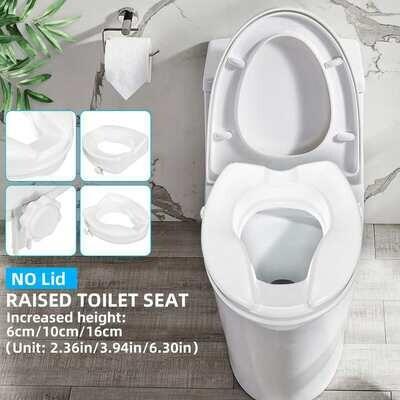 座廁增高器 | Height Elevated Raised Toilet Seat
