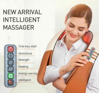 U型全身按摩器 | U Type Electrical Massage