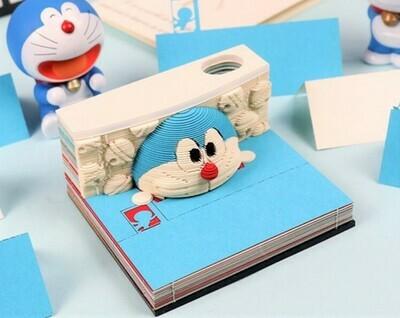 The Magical Memo Pad (Doraemon)