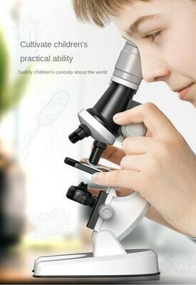 1200倍兒童入門顯微鏡 | Kids Science Microscope Set 1200 Times